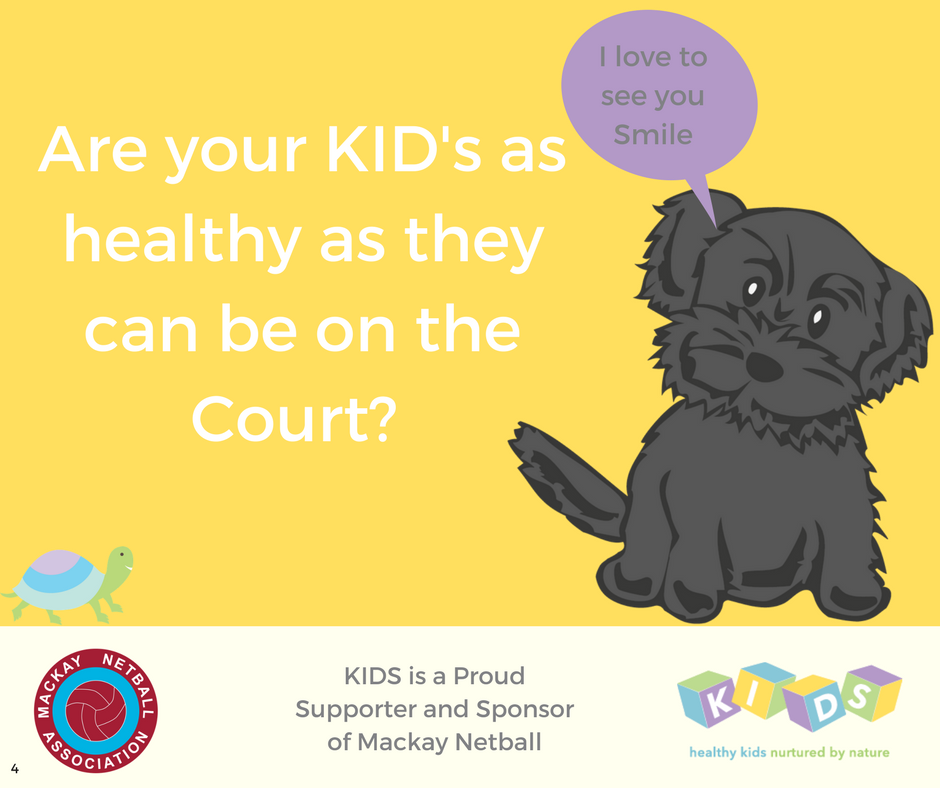 Are your KIDS as Healthy as they can be on the court