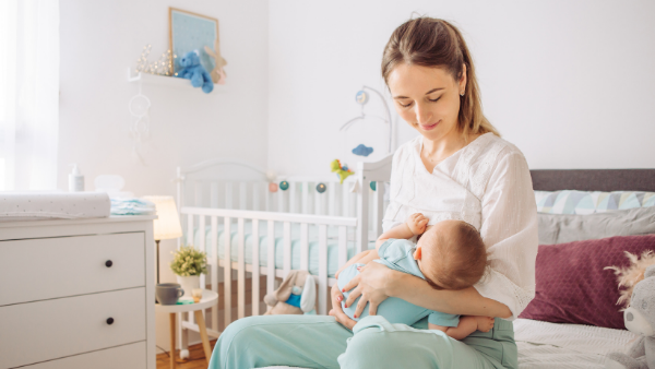 Breastfeeding And Your Baby's Oral Health