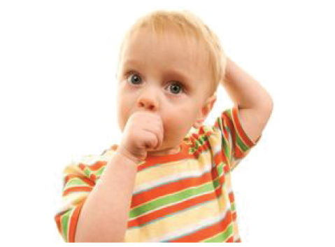 Thumb Sucking, Pacifiers, And Oral Health